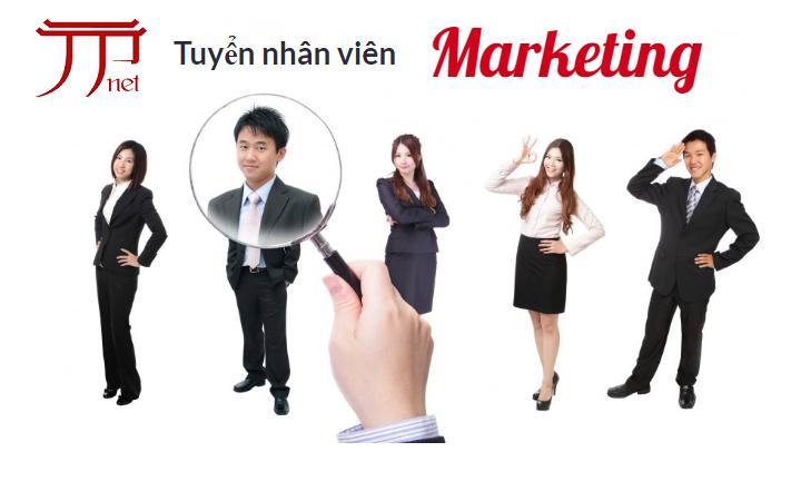 Tuyển 5 nhân viên Content Marketing lương cao, đi làm ngay